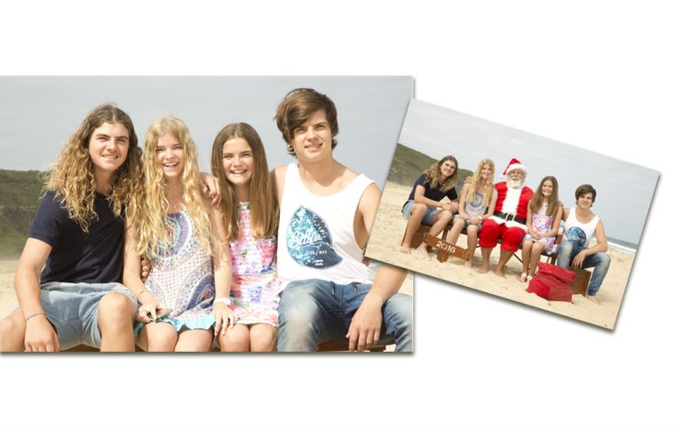 Package 4 - Photos with Sandy Claus